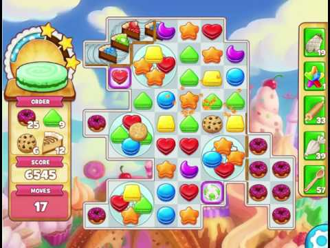 Cupcake a la Moat : Level 2451