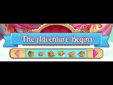 The Adventure Begins : Level 1