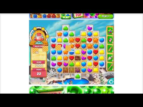 Candy Slopes : Level 126