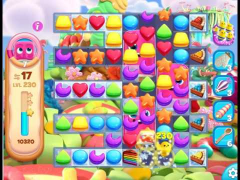 Gummy Jungle : Level 230