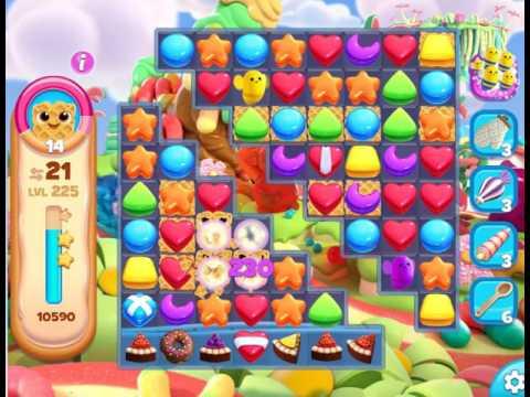 Gummy Jungle : Level 225