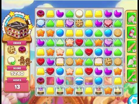 Cupcake a la Moat : Level 2449