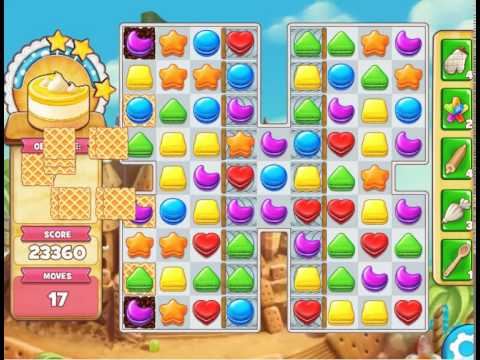 Sandy Candy Shores : Level 500
