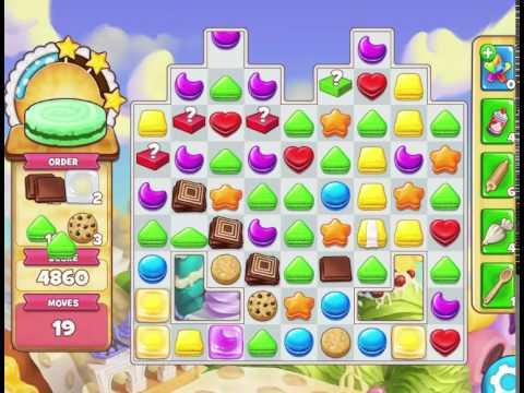 Yam Yum Paradise : Level 1037