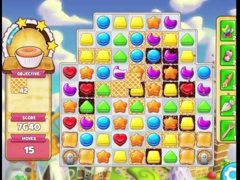 Delicious Square : Level 539