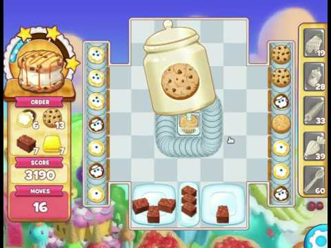 Cake Canaveral : Level 2549
