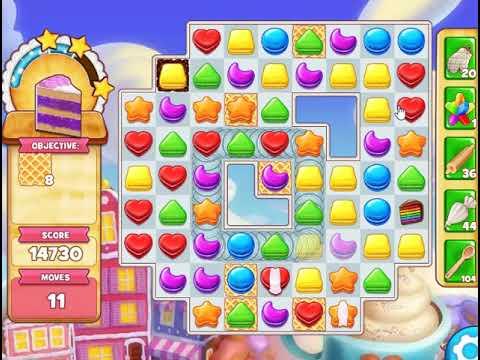 Cookie Jam : Level 3242