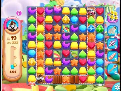 Gummy Jungle : Level 223