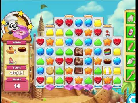 Sandy Candy Shores : Level 508