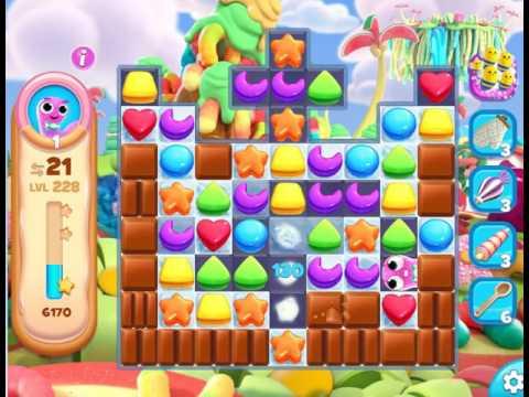 Gummy Jungle : Level 228
