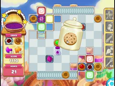 Cupcake a la Moat : Level 2453