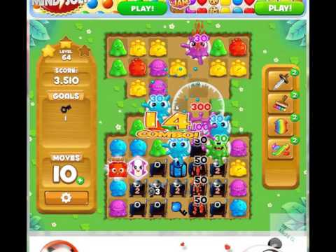 Color Mills : Level 64