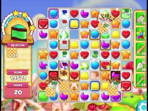 Candyshack : Level 2477