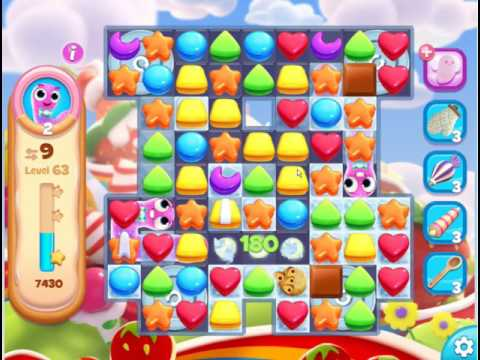 Strawberry Pieland : Level 63