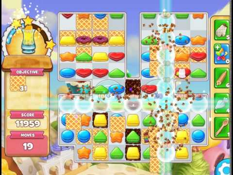 Yam Yum Paradise : Level 1051