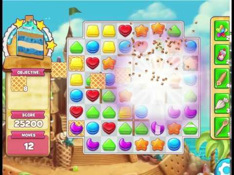 Sandy Candy Shores : Level 509