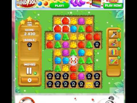 Rainbow Springs : Level 136