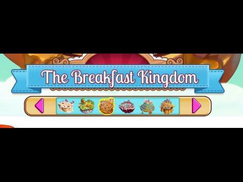 The Breakfast Kingdom : Level 106