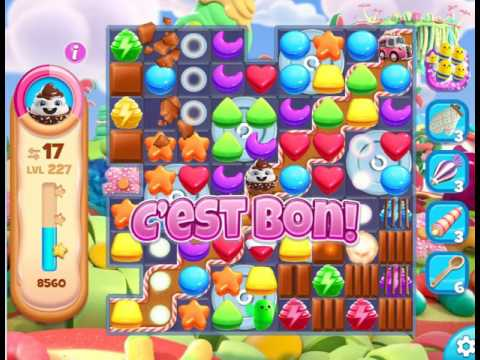 Gummy Jungle : Level 227