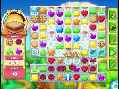 Rapuzzleberry Crumble : Level 1824