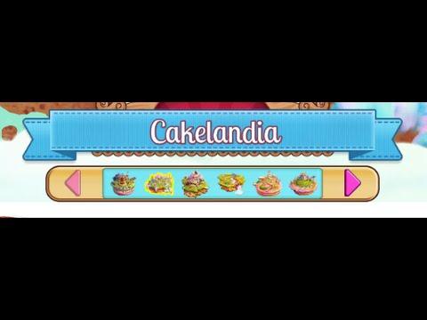 Cakelandia : Level 6
