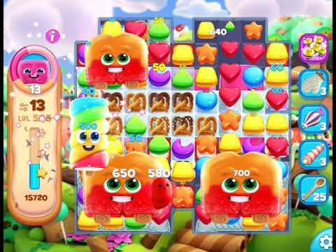 Cookie Jam Blast : Level 505
