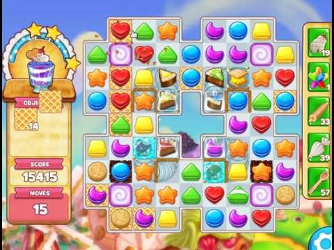Candyshack : Level 2494