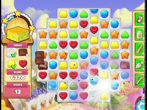 Yam Yum Paradise : Level 1036