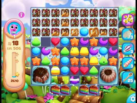 Cookie Jam Blast : Level 506
