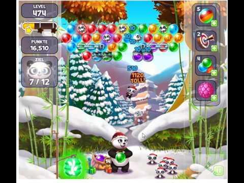 Snowy Woods : Level 474