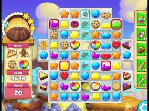 Chocolate Tortem Pole : Level 1634