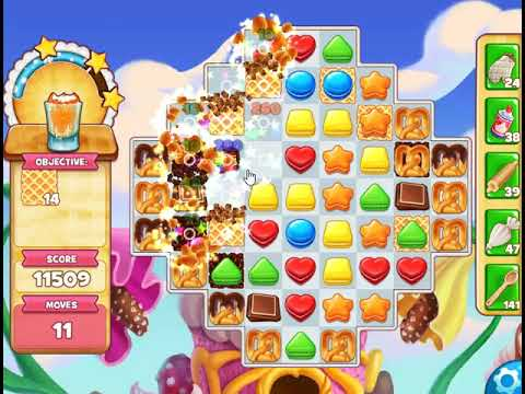 Cookie Jam : Level 3378