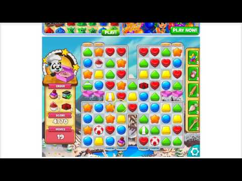 Candy Slopes : Level 134