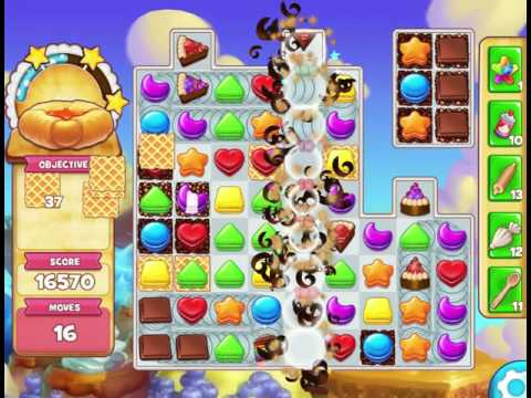 Chocolate Tortem Pole : Level 1617
