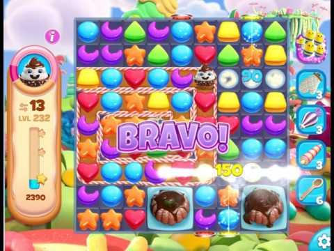 Gummy Jungle : Level 232