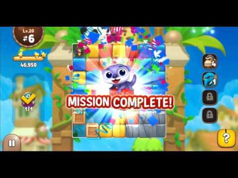 Jam City Games Help : Level 20