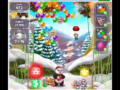 Snowy Woods : Level 472