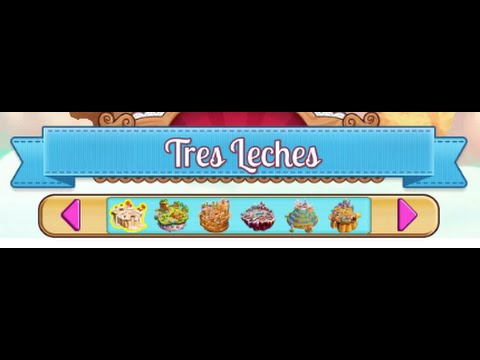 Tres Leches : Level 76