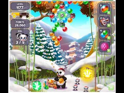 Snowy Woods : Level 477