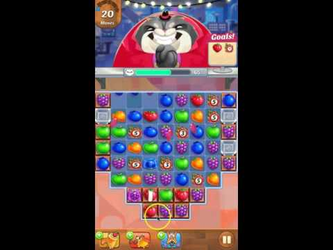 Fruitopolis : Level 251