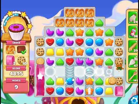 Cookie Jam : Level 3377