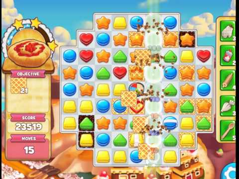 Dulce Sweets : Level 288