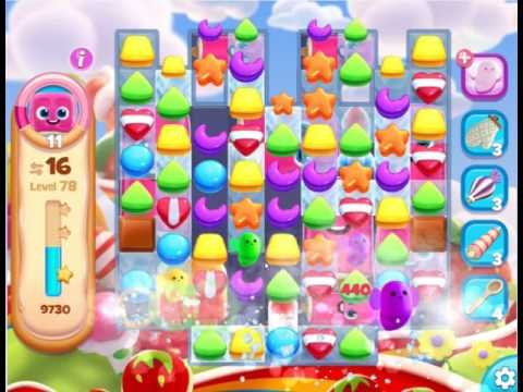 Strawberry Pieland : Level 78