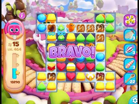Cookie Jam Blast : Level 464