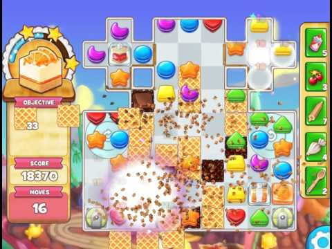White Peach Island : Level 1207