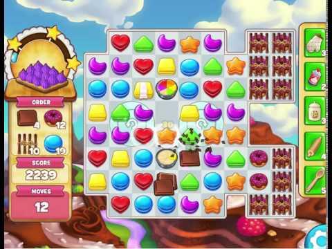 Chocolate Cake Canyon : Level 258