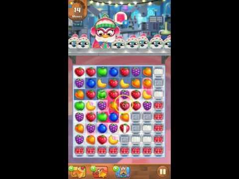 Fruitopolis : Level 250