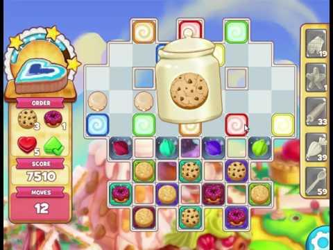Candyshack : Level 2490