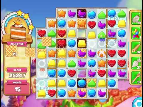 Fruity and the Feast : Level 2350