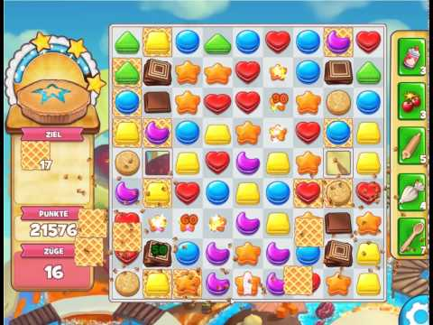 Sugar Paradise : Level 220